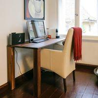 Schreibtisch nach Maß von Inlignum Möbel
