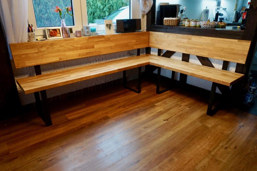 Sitzbank nach Maß - Holzbank maßgefertigt von Inlignum Möbel