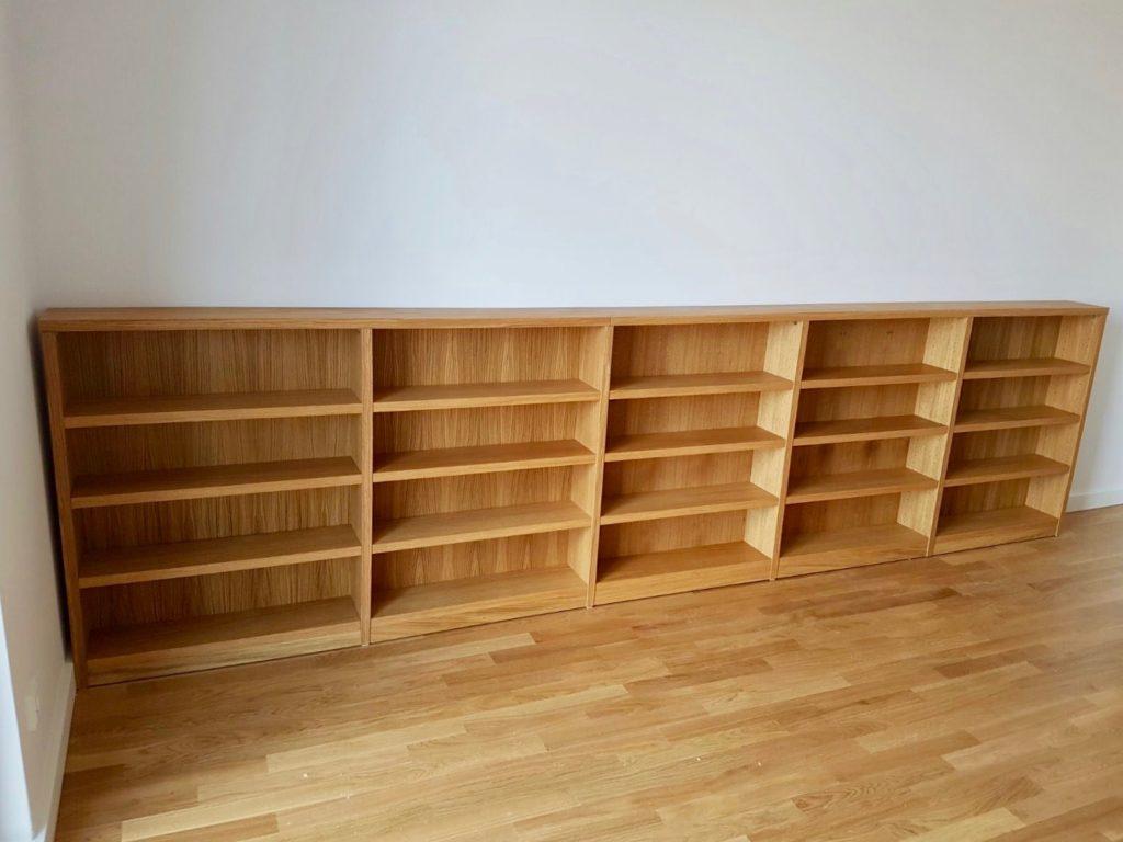 Möbel nach Maß aus Echtholz