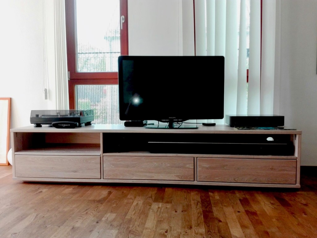 HiFi-Möbel nach Maß von Inlignum Möbel