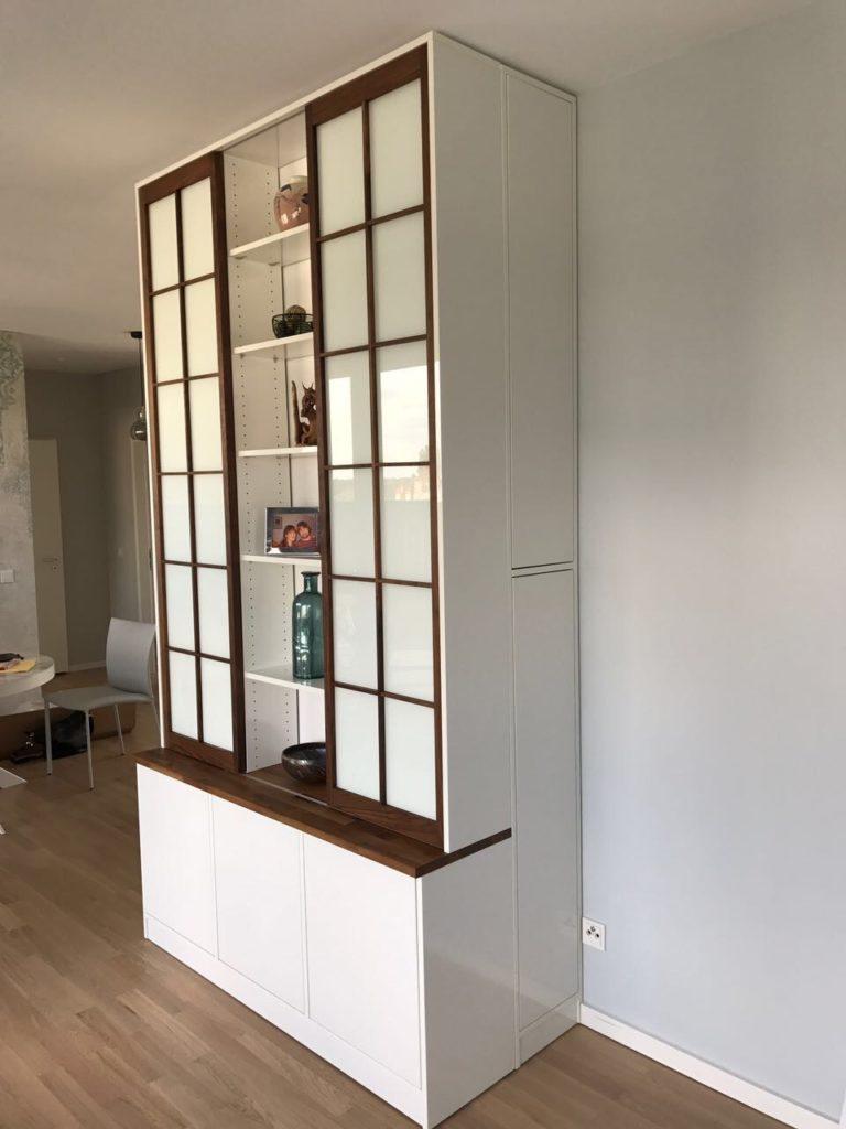 Einbaukombination von Inlignum Möbel