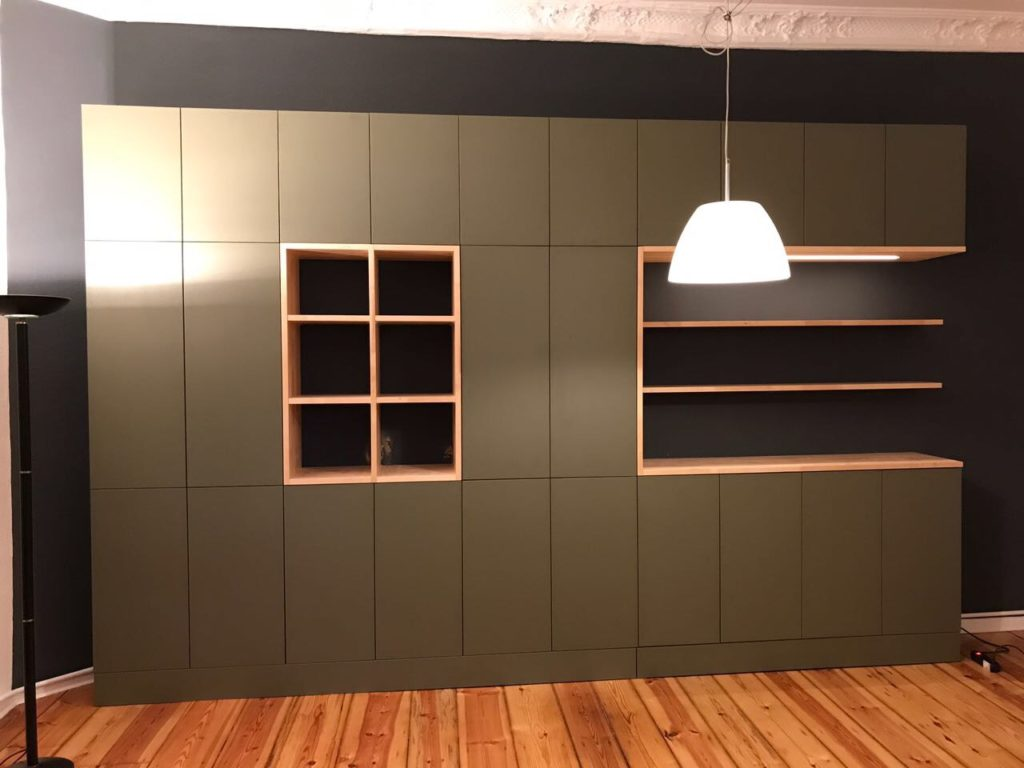 Schrankwand Archive - Inlignum Möbel
