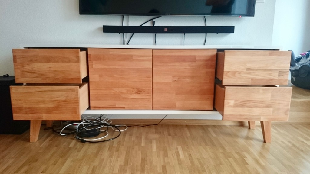 tv sideboards nach ma inlignum m bel. Black Bedroom Furniture Sets. Home Design Ideas