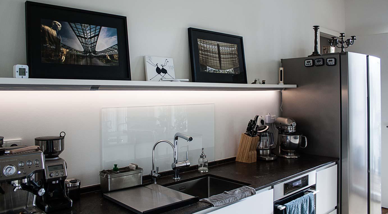 Küchenregale nach Maß - Wohnideen von Inlignum Möbel