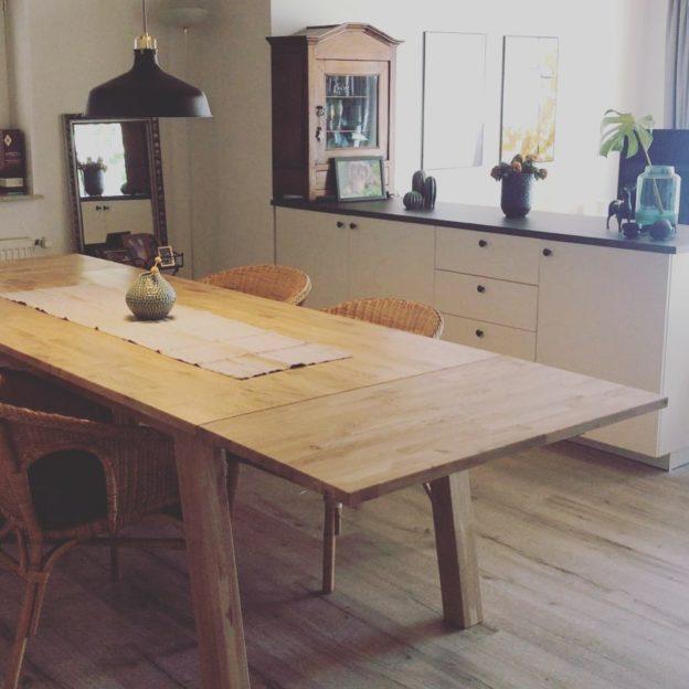 Maßgefertigter Tisch von Inlignum Möbel