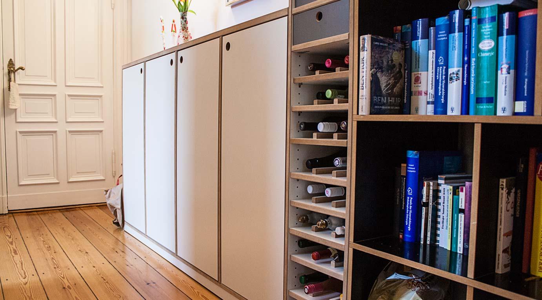 Schrank nach Maß - Wohnideen von Inlignum Möbel