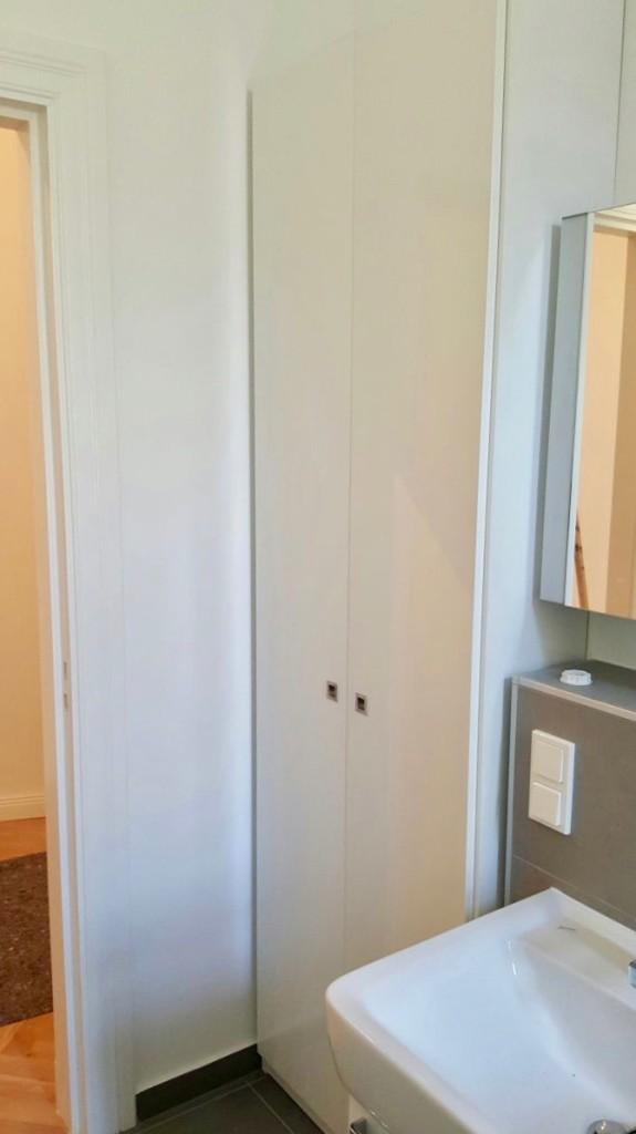 Individuelle Badezimmer-Möbel nach Maß aus Echtholz - Möbel nach Maß
